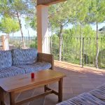 Villa Mallorca MA6651 Gartenmöbel auf dem Balkon