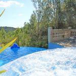 Villa Mallorca MA6651 Jacuzzi über dem Pool
