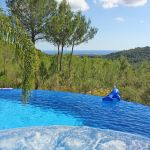 Villa Mallorca MA6651 Meerblick vom Pool