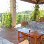 Villa Mallorca MA6651 Sitzecke auf dem Balkon