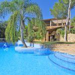 Villa Mallorca MA6651 Treppe in den Pool