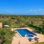 Casa Mallorca MA5208 Blick auf das Anwesen