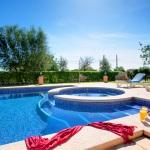 Casa Mallorca MA5208 Pool mit Whirlpool