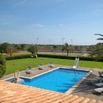 Ferienhaus Cala d Or MA5730 Blick auf den Pool