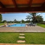 Ferienhaus Cala d Or MA5730 Blick von der Terrasse
