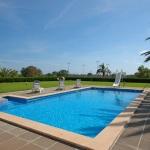 Ferienhaus Cala d Or MA5730 Poolterrasse