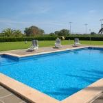 Ferienhaus Cala d Or MA5730 Sonnenliegen am Pool