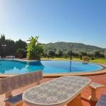 Ferienhaus Mallorca 5649 - Gartenmöbel am Pool