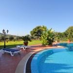 Ferienhaus Mallorca 5649 - Sonnenliegen am Pool