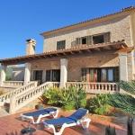 Ferienhaus Mallorca 5649 - Terrasse mit Liegen