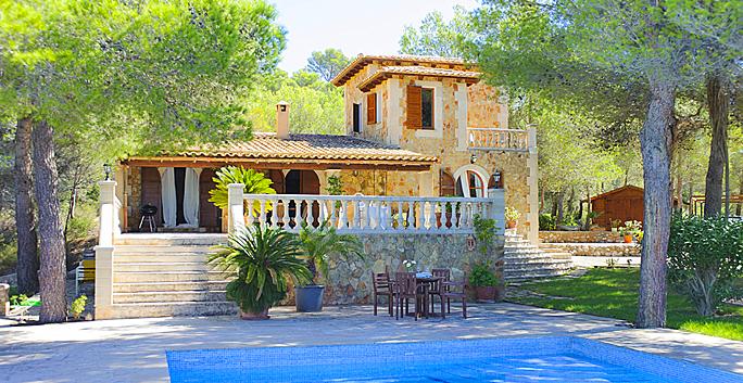 Ferienhaus Mallorca mit Pool Felanitx 5731