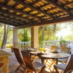 Ferienhaus Mallorca 5731 - Gartenmöbel auf der Terrasse