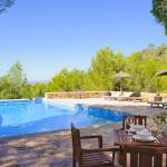 Ferienhaus Mallorca 5731 - Pool mit Terrasse