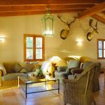 Ferienhaus Mallorca 5731 - Wohnraum