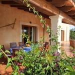 Ferienhaus Mallorca MA5208 - überdachte Terrasse