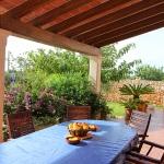 Ferienhaus Mallorca MA5208 - überdachte Terrasse und Grillbereich