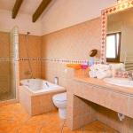 Ferienhaus Mallorca MA5208 - Bad mit Wanne