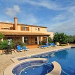 Ferienhaus Mallorca MA5208 - Poolterrasse