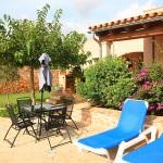 Ferienhaus Mallorca MA5208 - Terrasse