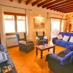 Ferienhaus Mallorca MA5208 - Wohnraum