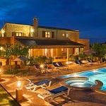 Ferienhaus Mallorca MA5208 - beleuchteter Poolbereich