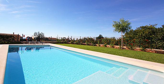 MA5550 Ferienhaus Mallorca mit Pool