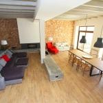 Ferienhaus Mallorca MA5550 - Wohnbereich und Essbereich