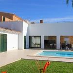 Ferienhaus Mallorca MA5550a - Garten mit Pool