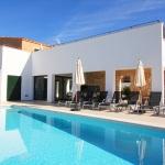 Ferienhaus Mallorca MA5550a - Poolterrasse