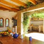 Ferienhaus Mallorca MA5645 überdachte Terrasse