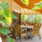 Ferienhaus Mallorca MA5645 überdachte Terrasse (3)