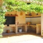 Ferienhaus Mallorca MA5645 Aussengrill