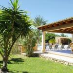 Ferienhaus Mallorca MA5645 Garten