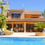 Ferienhaus Mallorca MA5645 Poolansicht