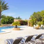 Ferienhaus Mallorca MA5645 Poolliegen