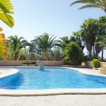 Ferienhaus Mallorca MA5645 Poolterrasse