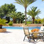 Ferienhaus Mallorca MA5645 Poolterrasse (2)