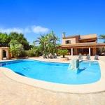 Ferienhaus Mallorca MA5645 Swimmingpool mit Sonnenliegen