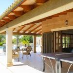 Ferienhaus Mallorca MA5645 Tischtennisplatte