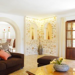 Ferienhaus Mallorca MA5645 Wohnbereich mit Zugang zur Terrasse
