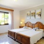 Ferienhaus Mallorca MA5645 Zweibettzimmer