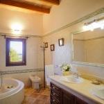 Ferienhaus Mallorca MA5646 Badezimmer