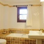 Ferienhaus Mallorca MA5646 Badezimmer mit Wanne