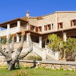 Ferienhaus Mallorca MA5646 Blick auf das Haus