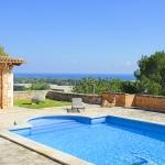 Ferienhaus Mallorca MA5646 Meerblick