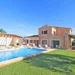 Ferienhaus Mallorca MA5650 Garten mit Swimmingpool