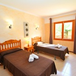 Ferienhaus Mallorca MA5670-Zweibettzimmer