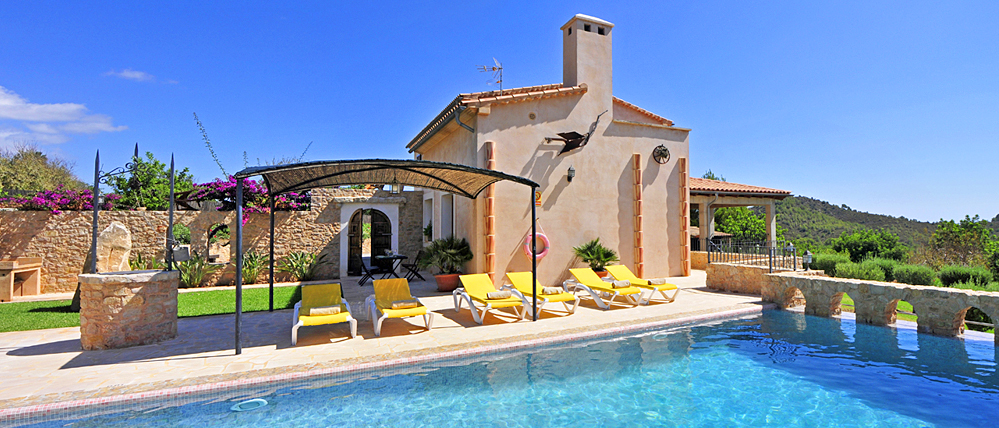 Mallorca Finca MA5675 mit Pool
