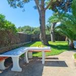 Ferienhaus Mallorca MA5940 Gartentisch