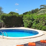 Ferienhaus Mallorca MA5940 Poolterrasse mit Liegen (2)